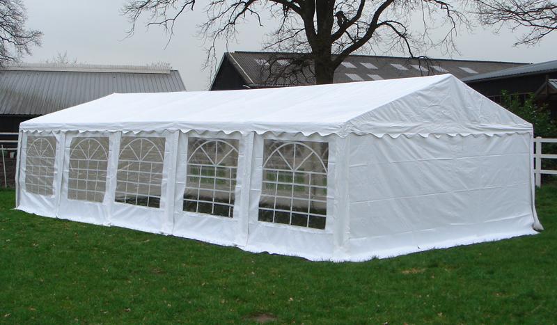 Zelt 10 Meter : Xxl m pvc bierzelt zelt pavillon partyzelt festzelt